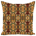 Pillow Type: With Zipper Pillow Size: 26x26 inch Fabric: Suede