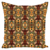 Pillow Type: With Zipper Pillow Size: 26x26 inch Fabric: Poly Twill
